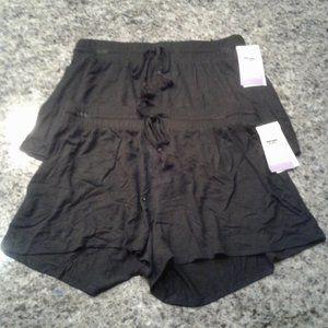 Women's Beautifully Soft Pajama Shorts Set of 2